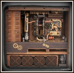 Project: Steampunk'd TJ11 - Worklog Section - Xoxide Forum Network