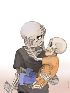if sans saved Papyrus's life in Genocide…