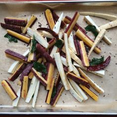 The Easiest Way To Upgrade Roasted Vegetables