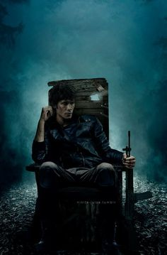 Bellamy Blake- Fanart... really good !!