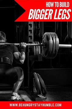 how to build bigger legs Leg Workouts For Men, Killer Leg Workouts, Best Leg Workout, Leg Workout At Home, Lifting Workouts, Fun Workouts, Body Workouts, Leg Routine, Workout Routine For Men
