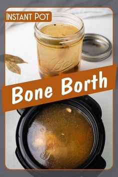 This Instant Pot bone broth is rich in natural collagen. It is very good for your skin. It is less time consuming yet easy to cook it with Instant Pot.    Also, this broth is excellent  for beef barley sou or beef stew or Asian style beef noodle soup.