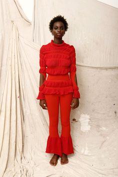 Helen Lawrence - Spring/Summer 2016 Ready-To-Wear - LFW (Vogue.co.uk) www.thebridgeco.uk