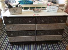 What boring pine drawers?
