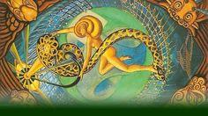 Tarot|LIFETOWER Tarot, Painting, Ghosts, Painting Art, Paintings, Paint, Draw, Tarot Cards, Tarot Decks