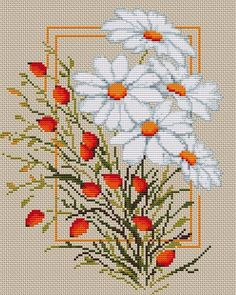 Frosty Trees - Minuets - Cross Stitch Kit from Derwentwater Designs Cross Stitch Pillow, Cross Stitch Bird, Cross Stitch Flowers, Cross Stitching, Cross Stitch Embroidery, Hand Embroidery, Cross Stitch Patterns, Flower Coloring Pages, Le Point