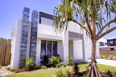 Beautiful beachside living at Mt Coolum. So close to the beach, you can hear the waves crashing! Designer Living, Luxury Designer, Win A House, Prize Homes, Luxury Penthouse, Palm Beach, Sweet Home, Waves, Beautiful