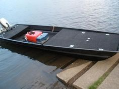 Smoker Craft 1436 Jon Boat http://boats.iboats.com | Smoker-Craft Boats…