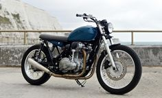 ϟ Hell Kustom ϟ: Kawasaki W800 By DeBolex Engineering