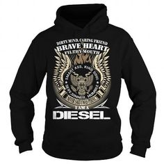 Awesome Tee DIESEL Last Name, Surname TShirt v1 Shirts & Tees