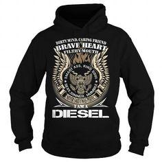 Awesome Tee DIESEL Last Name, Surname TShirt v1 Shirts & Tees