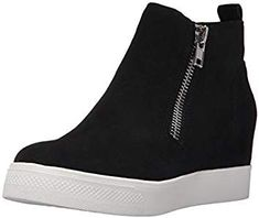 eedbbd70bdd0ca Steve Madden Women s Wedgie Sneaker