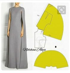 Share Your Best Sewing Patterns, Tips, Techniques and Ideas. Have you ever spoke with a person about sewing and encountered a term that you really did not understand? Just like other crafts, stitching. Diy Clothing, Sewing Clothes, Dress Sewing Patterns, Clothing Patterns, Evening Dress Patterns, Poncho Patterns, Fashion Sewing, Diy Fashion, Pattern Fashion