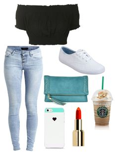 """""""Untitled #382"""" by victoria-pittore ❤ liked on Polyvore featuring Topshop, Object Collectors Item, Keds, Sole Society and BlissfulCASE"""