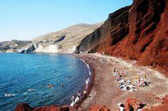 akrotiri | beaches in akrotiri