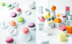 Macaron & Marshmallows for Nadege Patisserie | ©Jodi Pudge 2015 | www.jodipudge.com