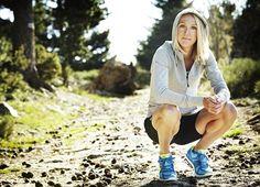 paula radcliffe - fastest female marathon runner