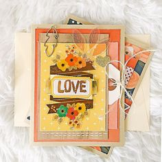 Designer @marinette_scrap is sharing on our @hipkitclub FB page some cards made with our #october2015 kits featuring @pebblesinc Jen Hadfield DIY Home collection @pinkpaislee Cedar Lane #hipkitclub #hipkits #scrapbookcards #scrapbooking #scrapbookkits