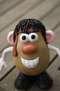 28 Geekiest Mr. Potato Head Designs | Walyou