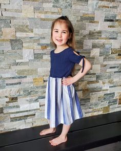 @5outof4patterns posted to Instagram: Today is the last day to get the Kids' Cassidy Peplum and Dress pattern for just $6!! I love the versatility of this pattern! You can mix and match colors and patterns and even use knit or woven fabric for the skirt! There are options for ruffles or a band on the skirt and lots of sleeve options! Link in bio! #5outof4patterns #pdfsewingpatterns #5oo4 #pdf #isew #sewcialists #handmadewardrobe #sewing #sew #sewingproject #fabric #sewingforkids #sewingforboys