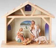 Fontanini My First Nativity 5Pc Set