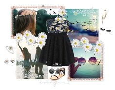 """Every Rose Has It's Torn"" by foreversweetie ❤ liked on Polyvore featuring art"