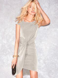 Knot-front Dress - Victoria's Secret