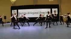 Girls Figure Choreography winners dance - Argentina style. Click and watch!!! Absolutely brilliant!!!