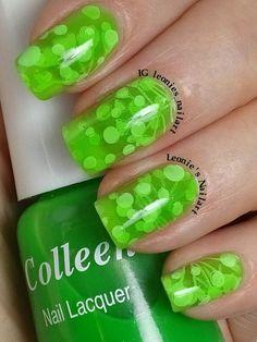 perfect for St. Nail Polish Art, Nail Polish Designs, Cute Nail Designs, Art Designs, Garra, Cute Nails, Pretty Nails, Nail Desighns, Finger Nail Art