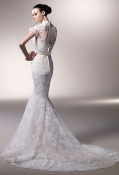 Dress of the Week - Blue by Enzoani - One to Wed