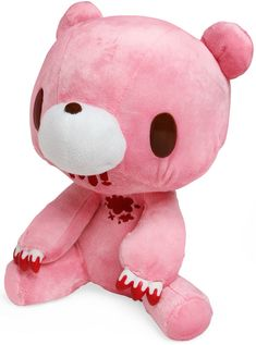 ThinkGeek :: Gloomy Bear Plush  So cute. For me, not the baby!