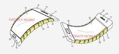 Samsung patent describes flexible phone design - https://www.aivanet.com/2015/03/samsung-patent-describes-flexible-phone-design/