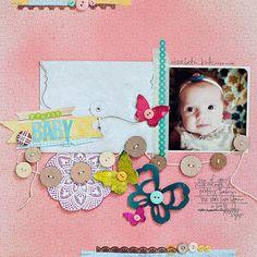 Pretty+Baby+{Studio+Calico+October+Kit}+by+MaggieHolmes+@2peasinabucket