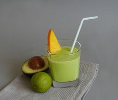 Avocado-Mango-Smoothie (Rezept mit Bild) von Pflaumine | Chefkoch.de
