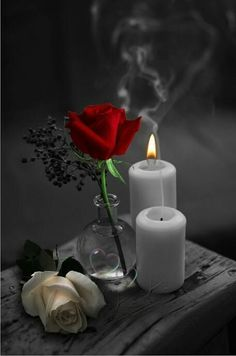 I'm so in love with you jano.Not because you have shown me with words but with FACTS darling husband ty love Cute Wallpaper Backgrounds, Pretty Wallpapers, Candle Lanterns, Pillar Candles, Candels, Rose Flower Wallpaper, Flowers Black Background, Beautiful Rose Flowers, Splash Photography