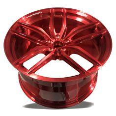 2007 mercedes c230 rims oem, 2007 mercedes c230 rims for sale, custom 2007 mercedes c230 wheels, custom red forged wheels for 2007 mercedes c230