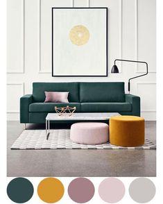 """""""Mi piace"""": 50, commenti: 1 - MAKE Interiors (@make.interiors) su Instagram: """"Palette colori 2018...Essere alla moda anche in…"""""""