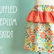 The Starboard Skirt Tutorial | Simple Simon and Company