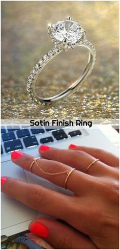 Satin Finish Ring , Tiffany Essential Band:Satin Finish Ring... ,  #Finish #ring #satin Wedding Men, Wedding Bands, Platinum Wedding, Satin Finish, Tiffany, Rings For Men, It Is Finished, Engagement Rings, Jewelry