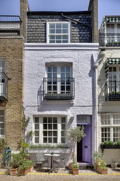 is a mews house located in the heart of Knightsbridge village, London. Designed by Elips Design, the internal planning responds to particular needs of the occupants. The design concept is driven by the willing