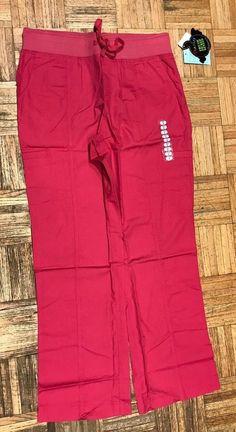 5dbd4686d33 eBay #Sponsored Peaches Medical Uniforms Women's Comfort Scrub Pants Lots  Of Pockets Large Tall Medical