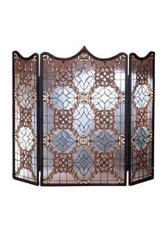 MY-48092 Meyda Tiffany Meyda Tiffany Beveled Victorian 2  - Free shipping in the USA