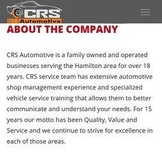 Automotive Shops, Hamilton Ontario, News, Business, Car, Automobile, Vehicles, Cars, Autos