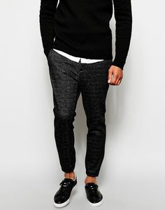 Slim Fit Smart Jogger In Premium Jersey at