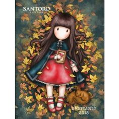 """Képtalálat a következőre: """"santoro london"""" Cute Images, Pretty Pictures, Fabric Painting, Painting & Drawing, Cross Stitch Games, Cute Girl Illustration, Belle And Boo, Santoro London, Bullet Art"""