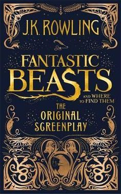 Fantastic Beasts and Where to Find Them http://www.bookdepository.com/Fantastic-Beasts-Where-Find-Them-J-K-Rowling/9781408708989/?a_aid=hangar