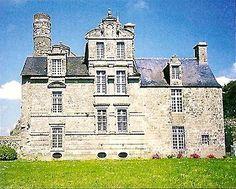Chateau de Maille - Plounevez Lochrist, Finistere