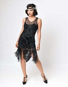 141bca65b4c 41 Elegant Gatsby Party Outfits Ideas You Must Try