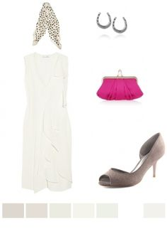 white, suede, hot pink
