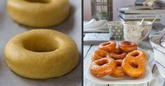 Donuts caseros: receta clásica